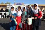 دو مدرسه پویش «ایران من» در روستاهای حسینآباد خدابنده و ملکآباد استان کرمان افتتاح شد
