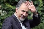 نجفی رسما شهردار تهران شد