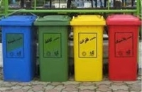 هر شهروند اصفهانی روزانه ۶۰ گرم پسماند خشک تولید می کند