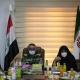 توافق برای رفع تأخیر در بارگیری کامیونهای عراقی در مرز چذابه